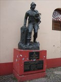 Image for Volunteer Firefighters - La Boca, Argentina.