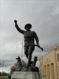 "Image for The E. M. Viquesney ""Spirit of the American Doughboy"" - Mount Pleasant, Utah"
