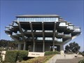 Image for Geisel Library - San Diego, CA