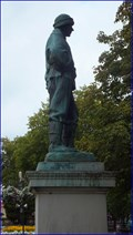 Image for Edward Adrian Wilson Statue - Long Gardens, Cheltenham, UK