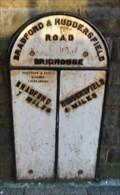 Image for Milestone – Huddersfield Road – Brighouse, Yorkshire, UK