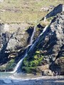 Image for Waterfall - Tintagel Haven - Tintagel, Cornwall