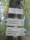 Image for Rozcestnik (Kocoury-rozcestí) - Oslavany, Czech Republic