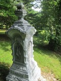 Image for Kinney & Cafferty - Spring Forest Cemetery - Binghamton, NY