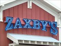 Image for Zaxby's Restaurant - Neon Sign - Manchester, TN
