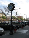 Image for Downtown Berkeley Clock - Berkeley, CA
