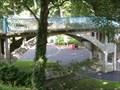 Image for Boscombe Chine Gardens Bridge - Boscombe, Bournemouth, Dorset, UK