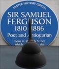 Image for Sir Samuel Ferguson - High Street, Belfast, UK