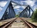 Image for ehemalige Eisenbahnbrücke (Beesenlandbrücke) über den Peutekanal - Hamburg, Germany