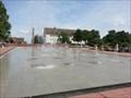 Image for Großes Wasserspiel - Marktplatz Freudenstadt, Germany, BW