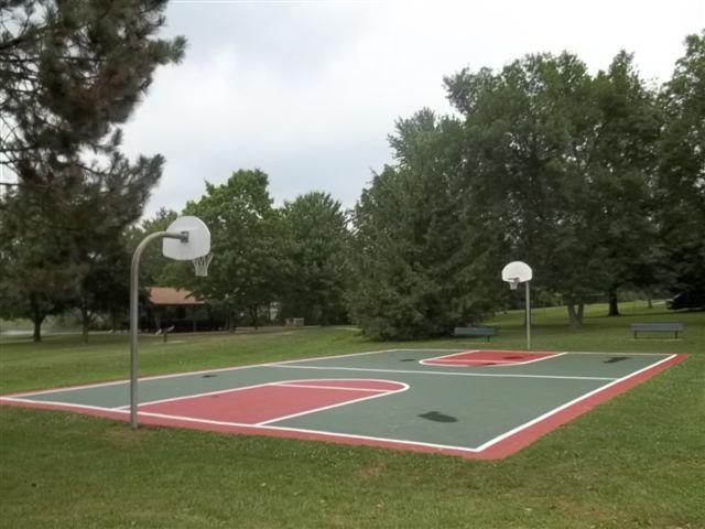 Mammoth County Park Court   Mammoth, Pennsylvania   Outdoor Basketball  Courts On Waymarking.com