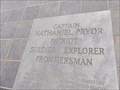 Image for Captain Nathaniel Pryor - Pryor, OK