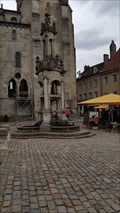Image for Fontaine Saint-Lazare - Autun - France