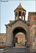 Image for Belfry of the Church of Holy Mother of God / Surb Astvatsatsin - Khor Virap Monastery (Ararat province - Armenia)