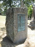 Image for Oconee Hill Cemetery WWI Memorial - Athens, GA