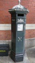 Image for Victorian Pillar Box - Windsor - Great Britain.
