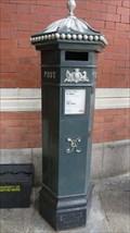 Image for Victorian Pillar Box - Windsor - Great Britain.