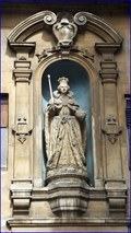 Image for Queen Elizabeth I - St Dunstan-in-the-West, Fleet Street, London, UK