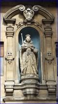 Image for Queen Elizabeth I - St Dunstan-in-the-West, Fleet Street, London, UK