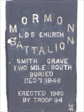 Image for Mormon Battalion