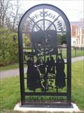 Image for Hope and Glory - Brampton Park, Newcastle-under-Lyme, Staffordshire, UK.