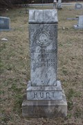 Image for William Lewis Hunt - Huckabay Cemetery - Huckabay, TX