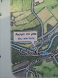 Image for YOU ARE HERE - Pont Coetmor, Bethesda, Gwynedd, Wales