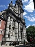 Image for L'ensemble de l'église Saint-Loup, Namur, Wallonie