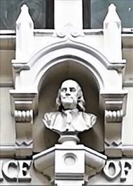 - Benjamin Franklin's Birthplace -