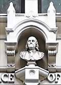 Image for Benjamin Franklin's Birthplace - Satellite Oddity -  Boston, Massachusetts