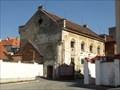 Image for Former synagogue / bývalá synagoga, Pacov, Ceská republika