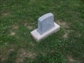 Image for Jessie Davis - Indian Creek Hill Cemetery - rural Montgomery County, IN