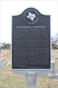Image for Old Bethel Cemetery