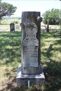 Image for Bert Jennings - Fairview Cemetery - Grosvenor, TX
