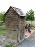 Image for Benson Grist Mill Outhouse - Stansbury Park, Utah