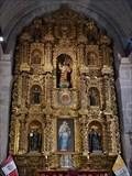 Image for Altarpiece - Iglesia de la Compañia - Arequipa, Peru