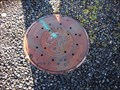 Image for Clean Streams Manhole Cover, North Plains, OR