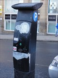 Image for Solar powered parking meter - Bradford, UK