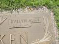 Image for 100 - Evelyn Alice Brunken - Oklahoma City, OK