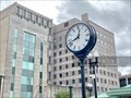 Image for Kennedy Plaza town clock - Providence, Rhode Island