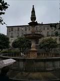 Image for Fountain Castro Sampedro Gardens - Pontevedra, Galicia, España