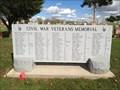 Image for Civil War Memorial in Fairlawn Cemetery, Stillwater, OK