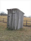 Image for LBJ Birthplace Privy - Stonewall, TX