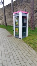 Image for Public Phone Hindenburgwall - Andernach, Rhineland-Palatinate (RLP), Germany