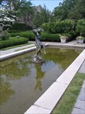 Image for Russel A. Alger Main Garden Fountain - Grosse pointe Farms, MI.