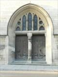 Image for Holy Trinity Church Door - Bath, England