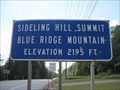 Image for Sideling Hill Summit - 2195 ft - Harrisonville, PA