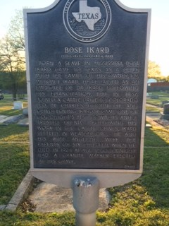 Greenwood Cemetery, Weatherford, TX