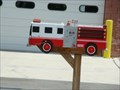 Image for Fire Station 35 Mailbox - Oceanway, Florida
