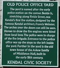 Image for Old Police Office Yard, Kendal, Cumbria, UK